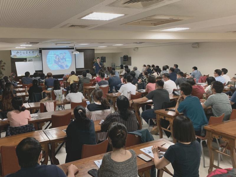 Ego講座 彰化社區大學